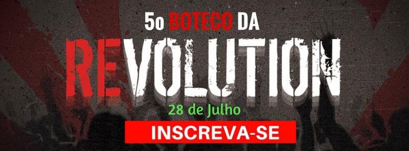 Boteco da Revolução Facebook Covers